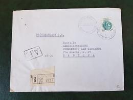 (31434) STORIA POSTALE ITALIA 1975 - 6. 1946-.. Repubblica