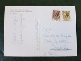 (31435) STORIA POSTALE ITALIA 1975 - 6. 1946-.. Repubblica