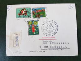 (31441) STORIA POSTALE ITALIA 1975 - 6. 1946-.. Repubblica