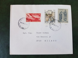 (31442) STORIA POSTALE ITALIA 1975 - 6. 1946-.. Repubblica