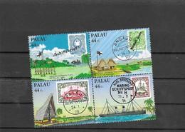 PALAU Nº  AE 6 AL 9 - Palau