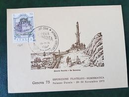 (31448) STORIA POSTALE ITALIA 1975 - 6. 1946-.. Repubblica