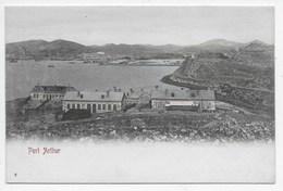 Port Arthur - China