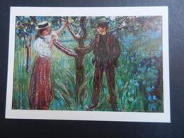 19923) MUNCH EDVARD ADAM EVA OSLO MUNCH MUSEET - Pittura & Quadri