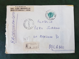 (31450) STORIA POSTALE ITALIA 1975 - 6. 1946-.. Repubblica