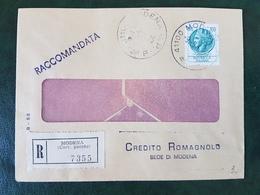 (31451) STORIA POSTALE ITALIA 1975 - 6. 1946-.. Repubblica