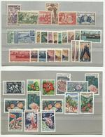 Nouvelles Calédonie 1940-65 Lot Neufs * Voir Description, Cote YT 110€ - Lots & Serien