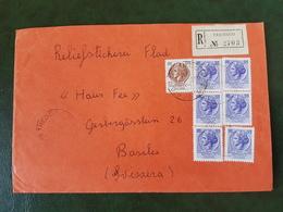 (31453) STORIA POSTALE ITALIA 1975 - 6. 1946-.. Repubblica