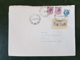 (31459) STORIA POSTALE ITALIA 1975 - 6. 1946-.. Repubblica