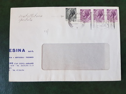 (31467) STORIA POSTALE ITALIA 1975 - 6. 1946-.. Repubblica