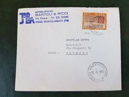 (31468) STORIA POSTALE ITALIA 1975 - 6. 1946-.. Repubblica