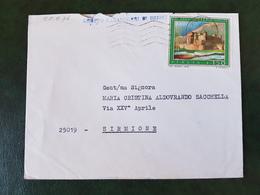 (31469) STORIA POSTALE ITALIA 1975 - 6. 1946-.. Repubblica
