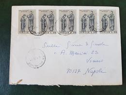 (31472) STORIA POSTALE ITALIA 1975 - 6. 1946-.. Repubblica