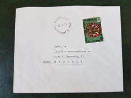 (31474) STORIA POSTALE ITALIA 1975 - 6. 1946-.. Repubblica