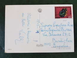 (31478) STORIA POSTALE ITALIA 1975 - 6. 1946-.. Repubblica