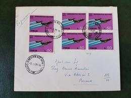 (31482) STORIA POSTALE ITALIA 1975 - 6. 1946-.. Repubblica