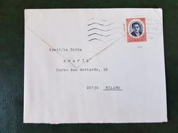 (31483) STORIA POSTALE ITALIA 1975 - 6. 1946-.. Repubblica