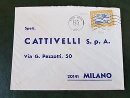 (31486) STORIA POSTALE ITALIA 1975 - 6. 1946-.. Repubblica