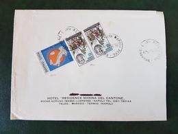 (31489) STORIA POSTALE ITALIA 1975 - 6. 1946-.. Repubblica