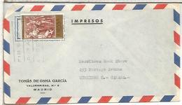 MADRID CC SELLO PAZ DE LOS PIRINEOS WAR TAPIZ TAPISTRY - Textiles