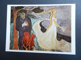 19923) MUNCH EDVARD SEPARAZIONE SEPARATION OSLO MUNCH MUSEET - Pittura & Quadri