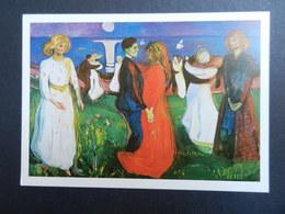 19923) MUNCH EDVARD DANCE OF LIFE OSLO MUNCH MUSEET - Pittura & Quadri