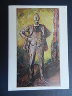 19923) MUNCH EDVARD PROFESSOR DANIEL JACOBSEN OSLO MUNCH MUSEET - Pittura & Quadri