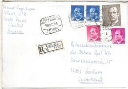 PRUNA SEVILLA  CC CERTIFICADA SELLOS BASICA - 1931-Hoy: 2ª República - ... Juan Carlos I