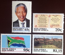 South Africa 1994 Mandella Inauguration MNH - Neufs
