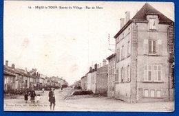 Mars La Tour  / Entré Du Village - Rue De Metz / Grand Plis - Altri Comuni