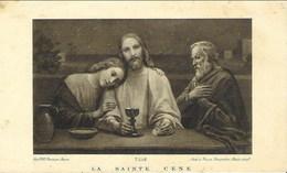 Souvenir De La Première Communion De Charles DEMOULIN, En L'Eglise Paroissiale De HAM-sur-HEURE Le 29 Mars 1925 - Images Religieuses