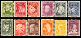 Panama, Complete Set Of  Popes ,  MNH** - Unclassified