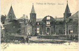 MONTIGNY  Le Château ( Hanret) - Eghezée
