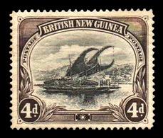 Papua , 1901 ,  4d Black ,  SG.5  ,  MNH** - Unclassified