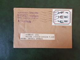 (31532) STORIA POSTALE ITALIA 1975 - 6. 1946-.. Republic