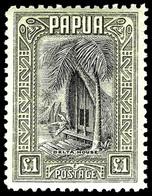 Papua , 1932,  £1 Green  , SG.145 ,  MNH** - Unclassified