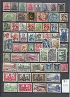 G926-+ 44,00€ SELLOS DE ALEMANIA CON DENOMINACION SARRE MONEDA FRANCESA,TERRITORIO FRANCO ALEMAN.CON SERIES COMPLETAS - 1957-59 Estado Federado