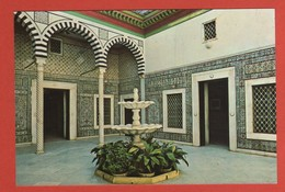 CP20 AFRIQUE TUNISIE TUNIS Musée Du Bardo  1739 - Tunisie