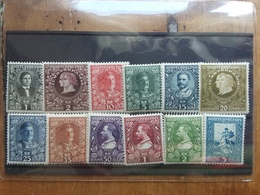 MONTENEGRO 1910 - Principe Nicola Nn. 88/99 Nuovi ** + Spese Postali - Montenegro