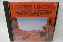 "CD ""Country Legends"" Div. Interpreten - Country & Folk"