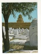 CP20 AFRIQUE TUNISIE KAIROUAN 1601 Mosquée Sidi Sahbi - Tunisie