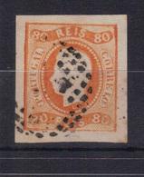 Portugal Yvert 23 Oblitéré 1866/67 (8) - 1862-1884: D.Luiz I