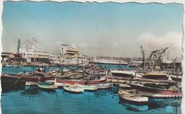 Algérie :  ORAN : Le  Port De   Pêche - Oran