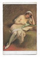 """H  Perrault    -   """"  Etude    """" - Peintures & Tableaux"""