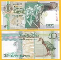 Seychelles 50 Rupees P-39A 2005 UNC Banknote - Seychelles