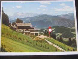 Postkarte Haus Wachenfeld Berghof Obersalzberg Berchtesgaden Ca. 1934 - Berchtesgaden