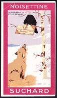 CHROMO Chocolat SUCHARD Fable La Fontaine Le  Corbeau Et Le Renard   Fox  Raven   Serie 249 - Suchard