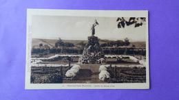 Engayresque  Hôpital  Près De  Severac  Sanatorium  Fenaille  Jardin De Jeanne  D'Arc - France