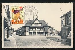 AALST  HOVENIERSTRAAT EN MOORSELBAAN - Sint-Martens-Latem