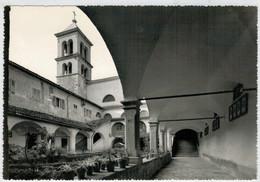 ARCO (TN)   SANTUARIO  MADONNA  DELLE  GRAZIE     CHIOSTRO  DEL  CONVENTO       (NUOVA) - Italy